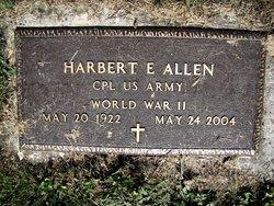 "Harbert E ""Harb"" Allen"