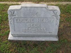 Eugene Henry Beck