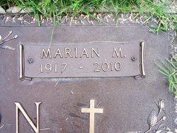Marian M <I>French</I> Tipton