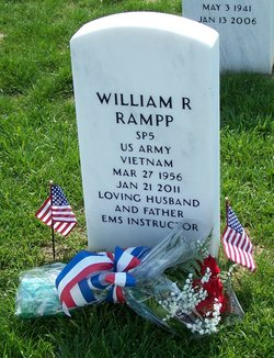 "William Ronald ""Bill"" Rampp"