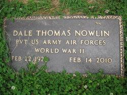 Dale Thomas Nowlin