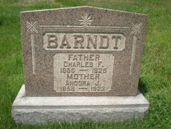 Charles F Barndt