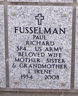 Lavada Irene Fusselman