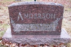 Andrew D Anderson