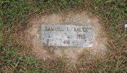 Samuel Logan Bault