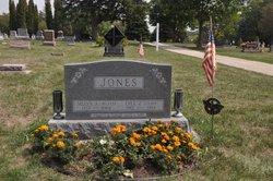 """Melva """"Butch"""" <I>Bridges</I> Jones"""