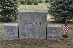 Frances Allison <I>Bell</I> Raven