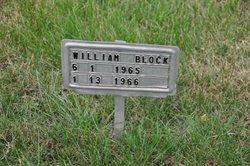 William Bradford Block