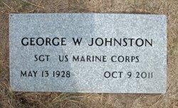 George Worth Johnston, Jr