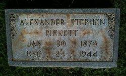 Alexander Stephens Pickett