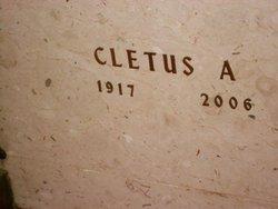 Cletus A. Bartelt