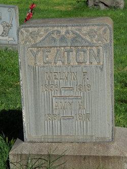 Amy H <I>Paine</I> Yeaton