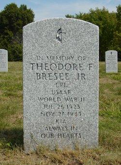 CPL Theodore F Bresee, Jr