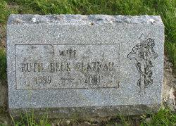 Ruth <I>Beck</I> Flathau
