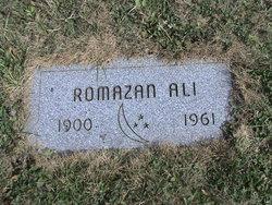 Romazan Ali