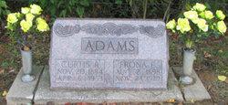 Frona F Adams