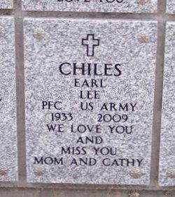 Earl Lee Chiles
