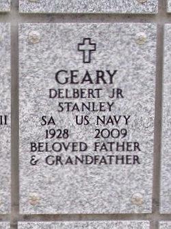 Delbert Stanley Greary
