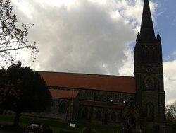 St Chad Churchyard
