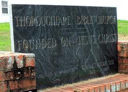 Thoroughfare Community Chapel Cemetery