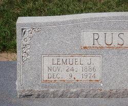 Lemuel J. Russell