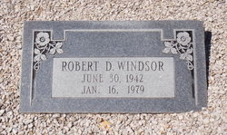 Robert Dale Windsor