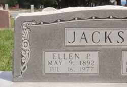 Ellen <I>Parsons</I> Jackson