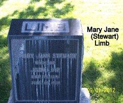 Mary Jane <I>Stewart</I> Limb