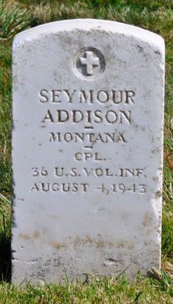 Seymour Addison