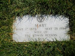 Mary Besson
