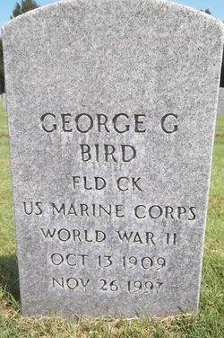 George G Bird