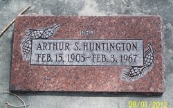 Arther S Huntington