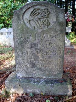 William Raleigh Davis