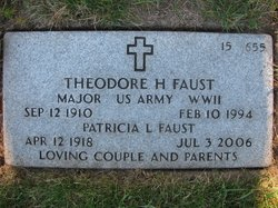 Theodore H Faust