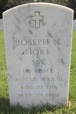 Joseph N Fiore