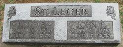 Lillie Bell <I>Graham</I> St Leger