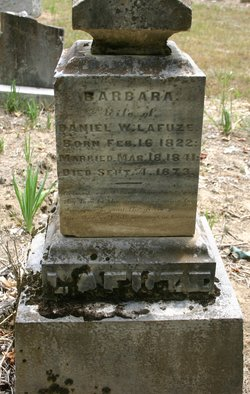 Barbara <I>Immel</I> Lafuze
