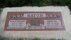 Farris Lee Hatch