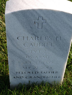 Charles Herbert Caudill
