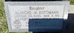 Blanche Margaret Kottmann