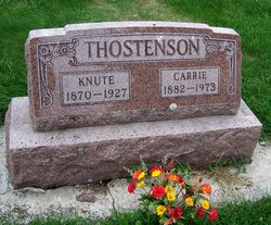 Carrie <I>Hovey</I> Thostenson