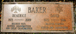 David N Baker