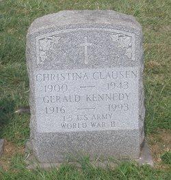 Christina J. <I>List</I> Clausen