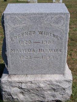 Lorenzo Whitney