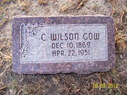 Rev Clyde Wilson Gow
