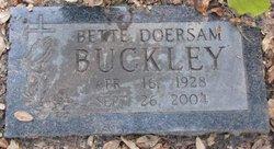 Bette Doersam Buckley