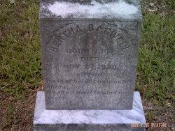 Bertha Mae Bagwell