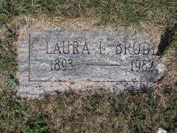 Laura L <I>Layman</I> Brode