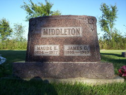Maude E. <I>Barger</I> Middleton