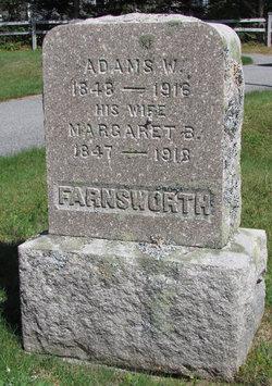 Adams W Farnsworth